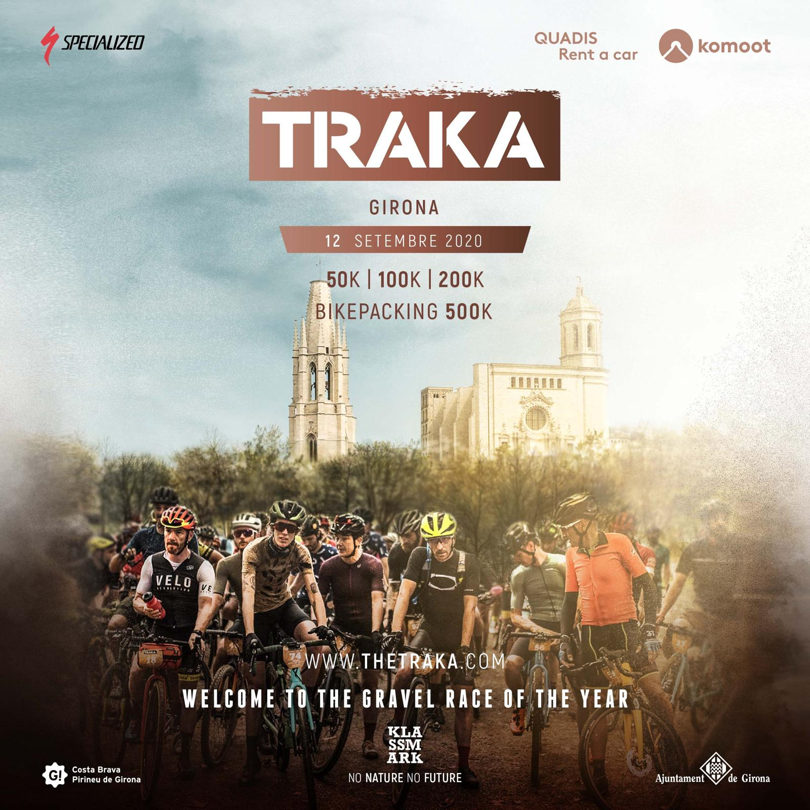 The Traka Girona Gravel