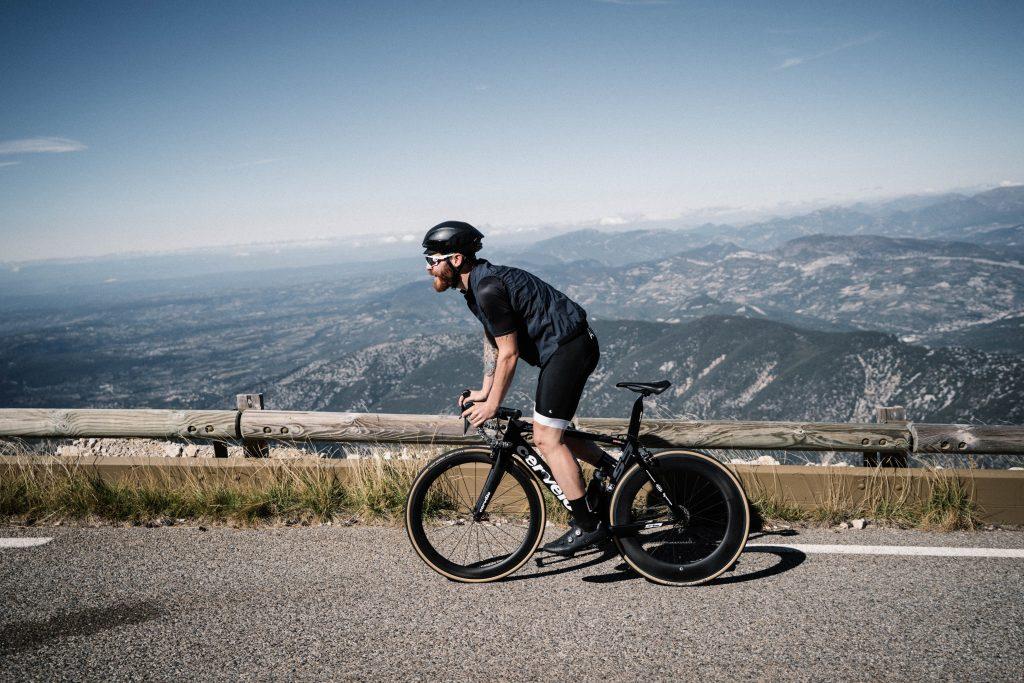 Chris Hall - Local Cyclist