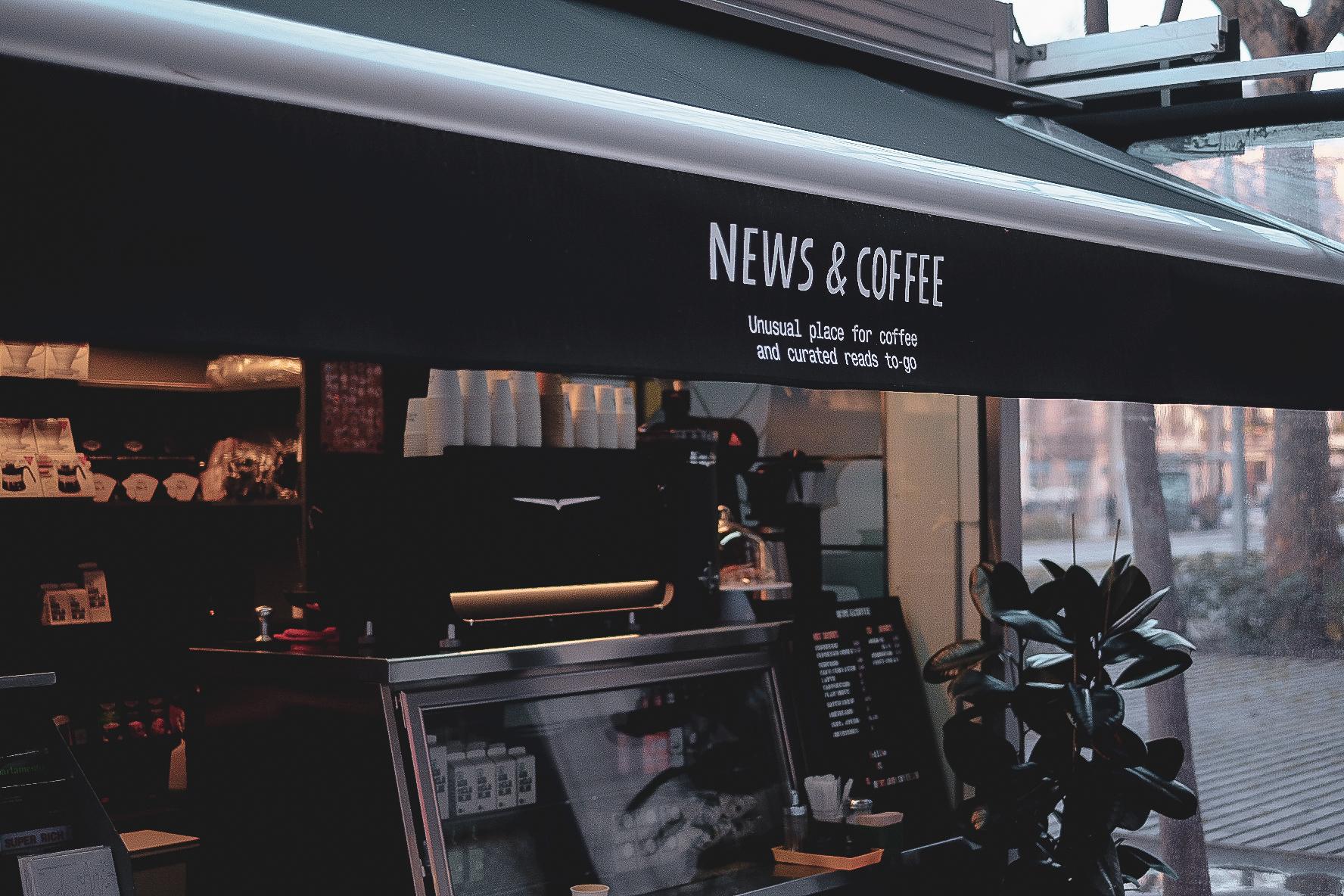 News&Coffee
