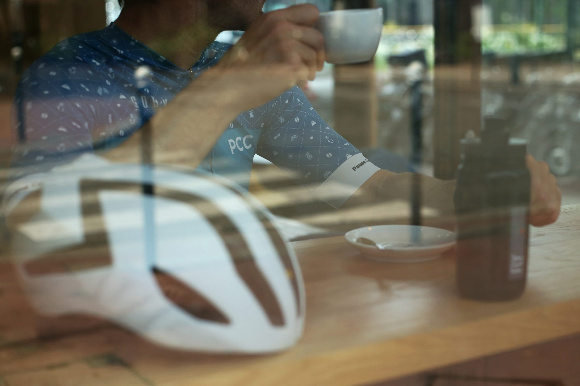 PAUSE, Annecy cycling-friendly coffee – special kit
