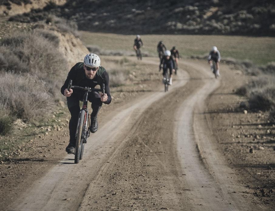 Gravel rides Spain