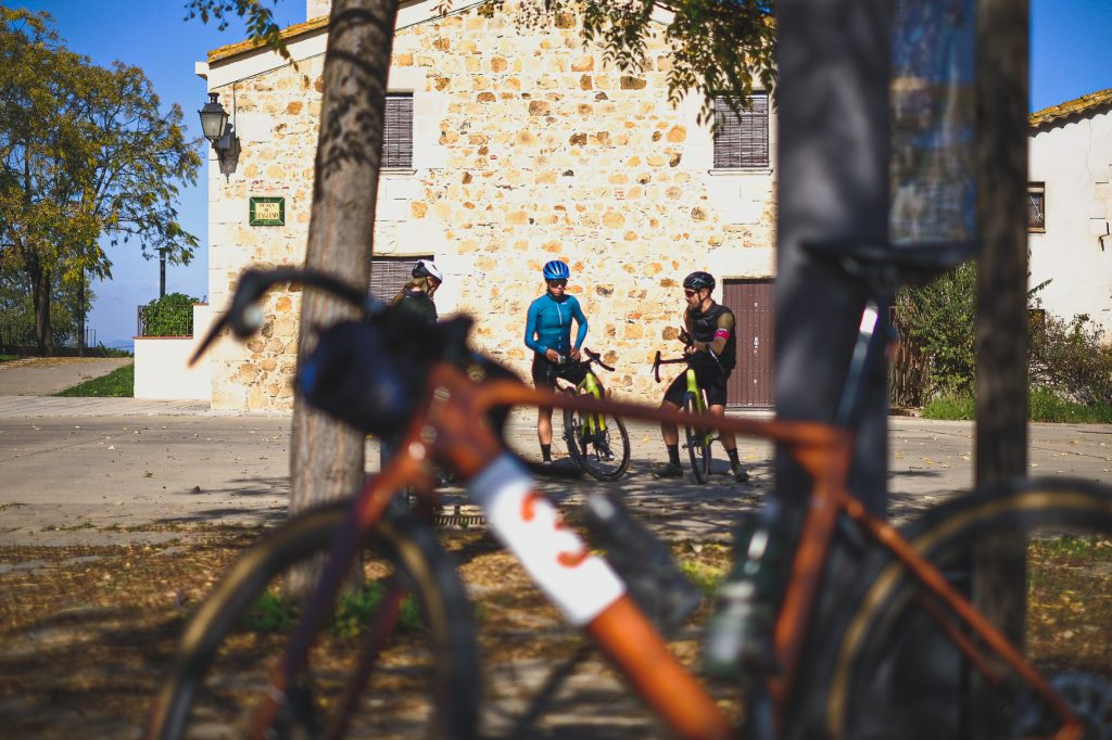 Gravel Ride Girona Cycle Tours Catalonia