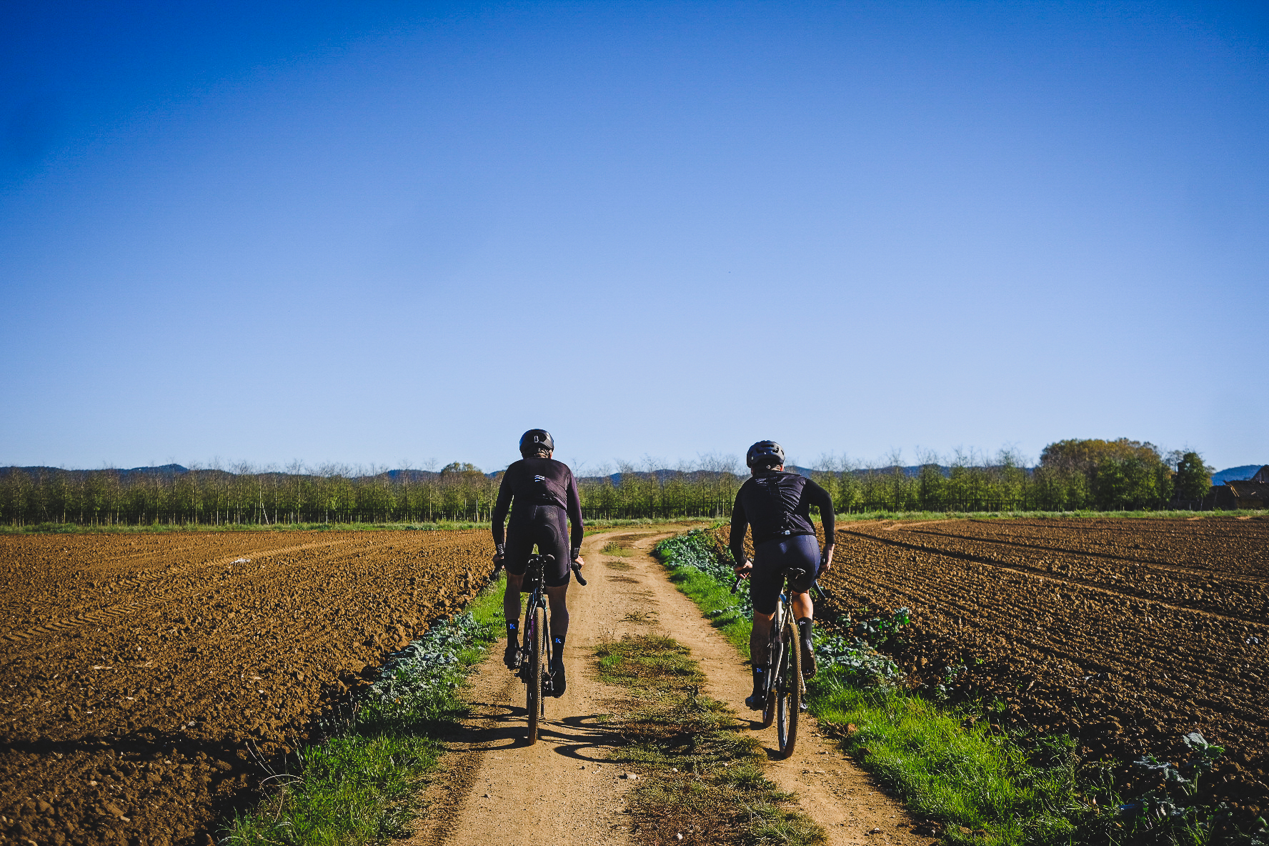 Girona Gravel Ride by Traka