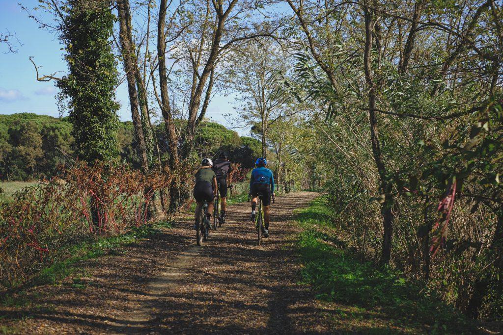 Gravel Ride Girona