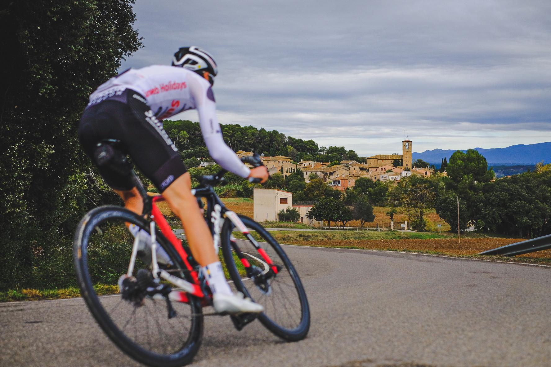 Road Cycling Girona Banyoles Loop