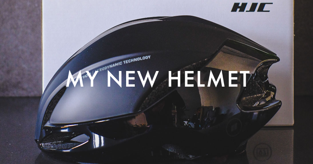 My new helmet – HJC FURION 2.0