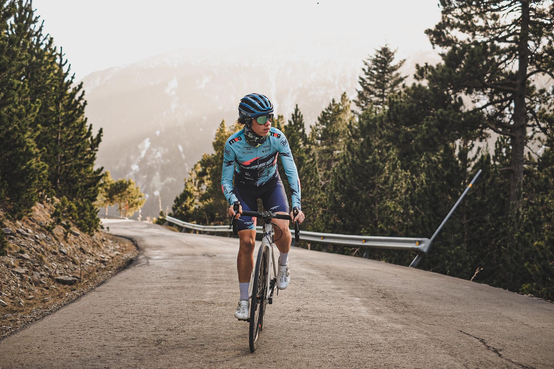 Camprodon cycling routes vallter 2000
